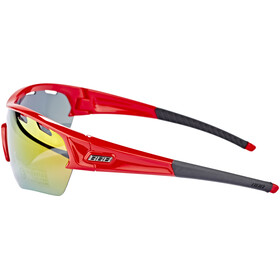 BBB Select XL BSG-55XL Cykelbriller rød